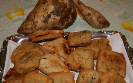 Buffeddhi di patate americane